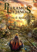 """Portada del libro """"Páramos lejanos"""", de Josué Ramos"""
