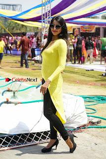 Actress Sanjana Galrani High Definition Pos at Holi Celebrations  0013.jpg