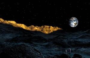 Wow, Inilah 8 Keajaiban yang Dimiliki Tata Surya peaks of light