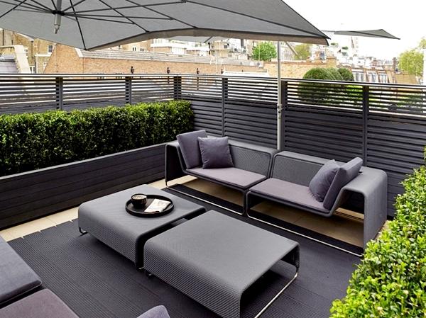 aneka model kursi teras minimalis untuk rumah modern