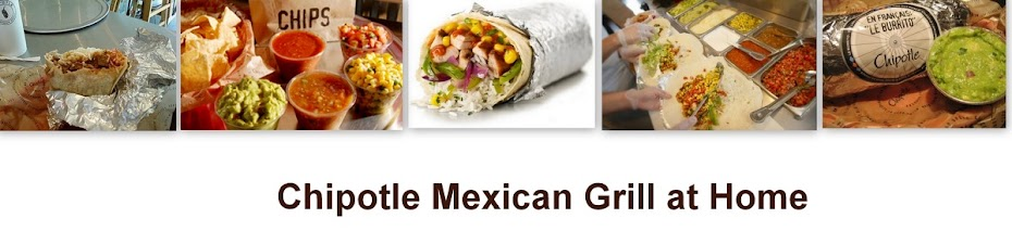 Chipotle Mexican Grill Copycat Recipes