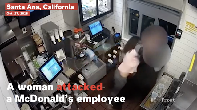 JOURNALIST, CAMERAMAN ALLEGEDLY ASSAULTED BY DENNY'S EMPLOYEES FOR JOURNALIST, CAMERAMAN ALLEGEDLY ASSAULTED BY DENNY'S EMPLOYEES FOR QUESTIONS OVER FAILED HEALTH INSPECTION OVER FAILED HEALTH INSPECTION