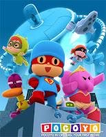 Pocoyo y la liga de los super amigos