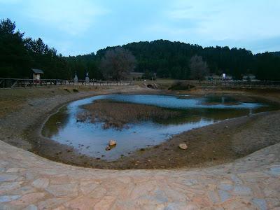 Nacimiento del río Tajo, Frías de Albarracín, Teruel, España. Autor: Miguel Alejandro Castillo Moya