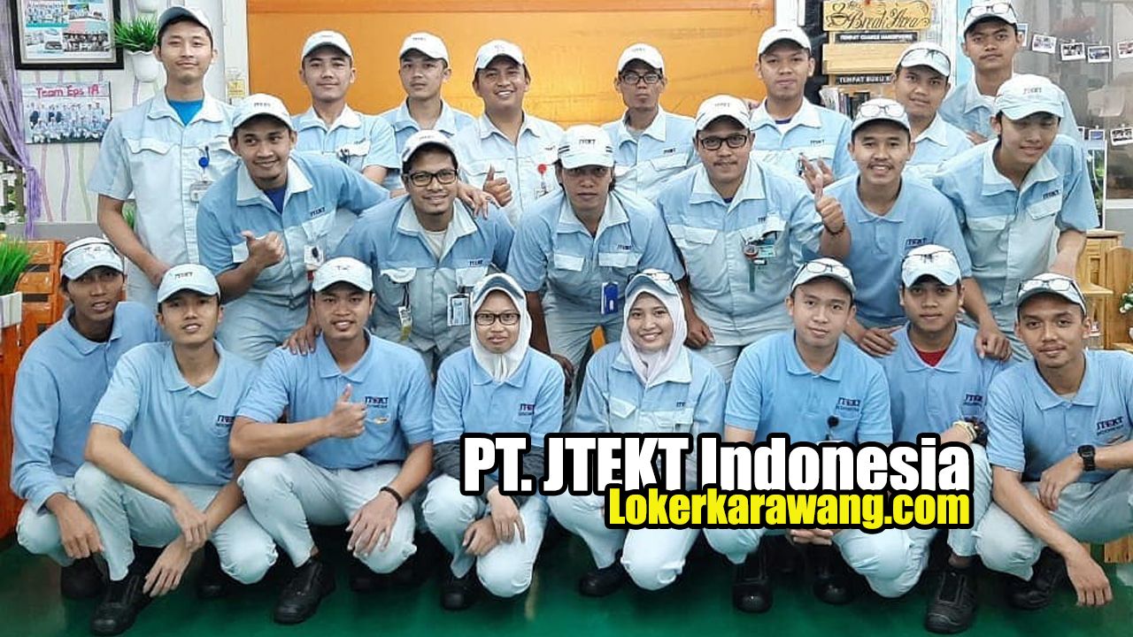 PT JTEKT Indonesia Karawang