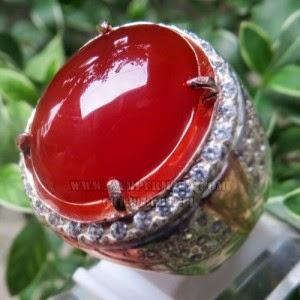 Batu Akik Red Baron Pacitan