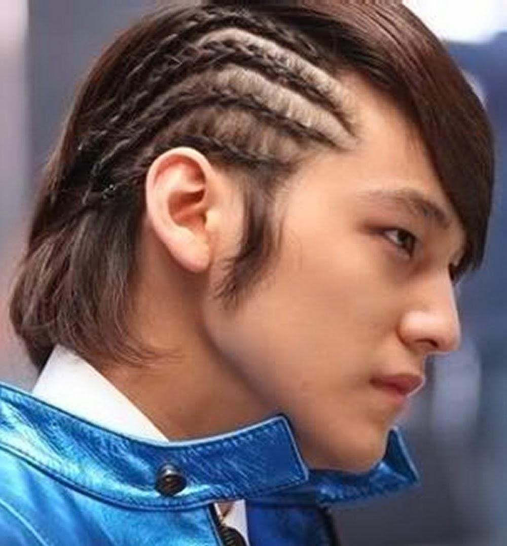 Fabulous Short Cornrow Hairstyles For Men Hairstyles For Men Maxibearus
