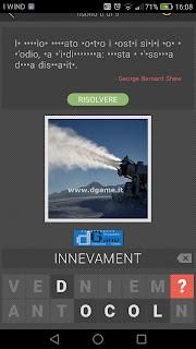 Lettere Nascoste soluzione livello 11 sottolivelli 1 | Parola e foto