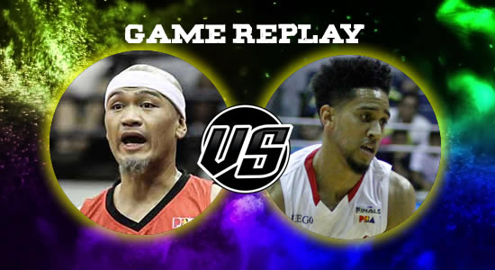 Video Playlist: Ginebra vs Rain or Shine game replay July 19, 2018 PBA Commissioner's Cup