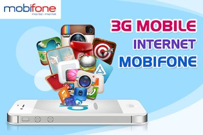 Đăng ký 3g mobifone cho điện thoại di động