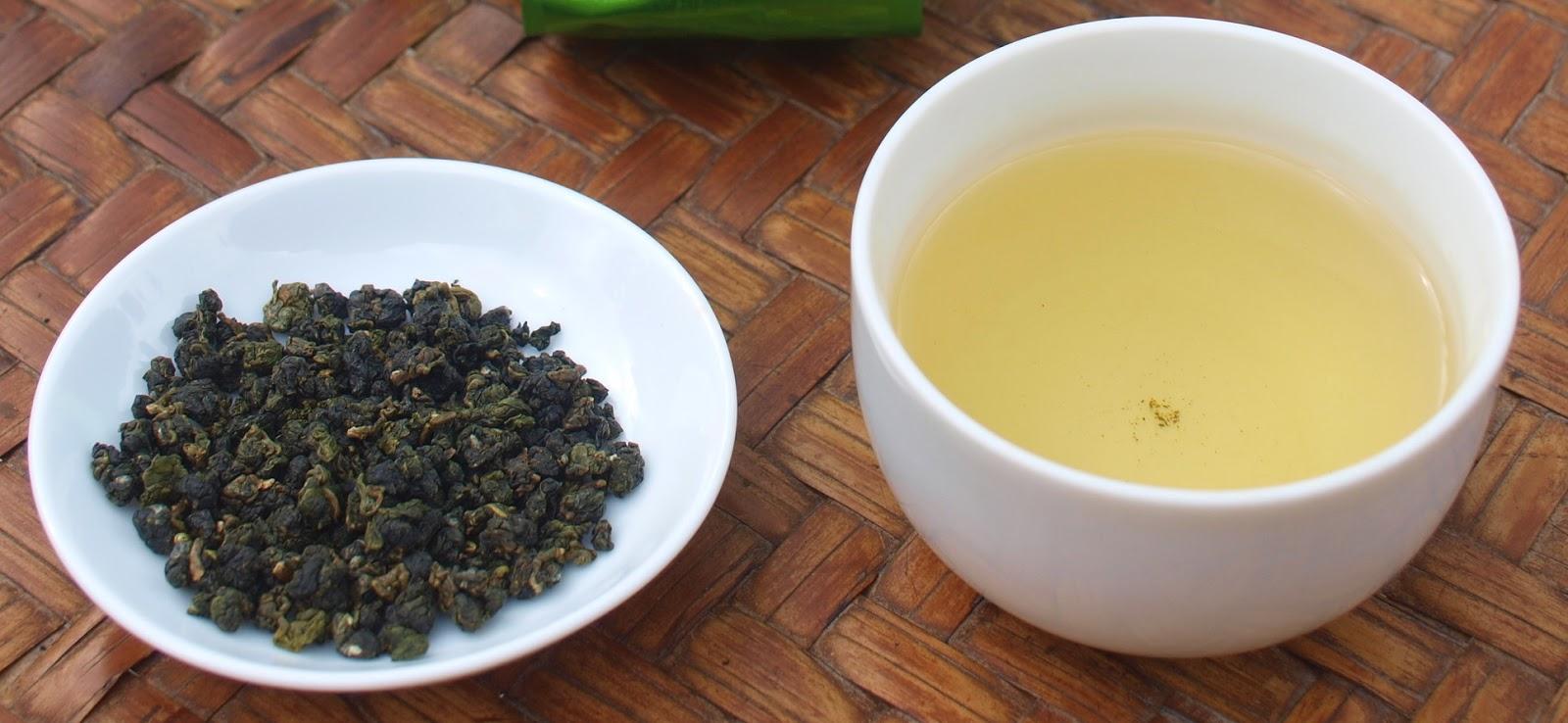 2014 鹿谷凍頂烏龍春茶