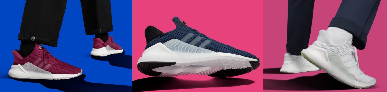 new arrivals e0bc8 9efb5 Adidas Climacool 02.17 releases in