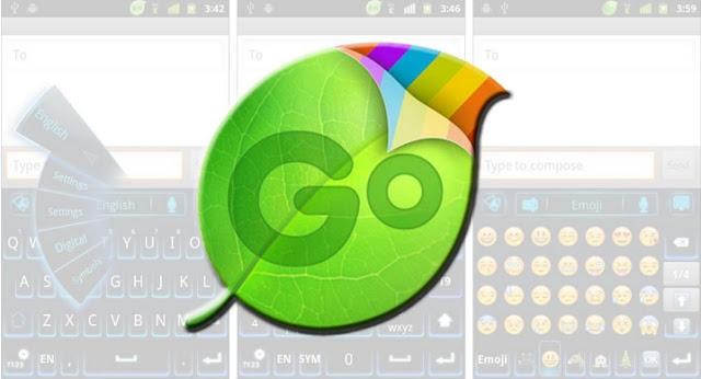 GO Keyboard Prime Apk Full Gratis Update Terbaru