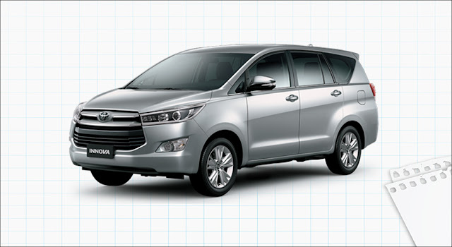 Đánh giá xe Toyota Innova 2.0V AT 2019