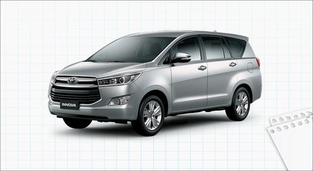 Giá xe Toyota Innova 2.0V AT 2019