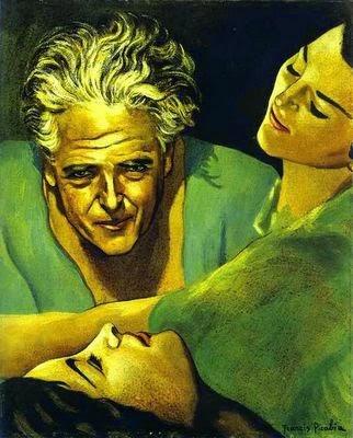Autorretrato - Francis Picabia e suas pinturas ~ O pintor que também era poeta