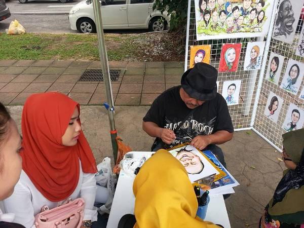 1mcat art bazaar 2016