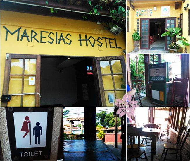 Maresias Hostel 1