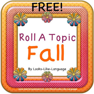 Fall freebie for mixed groups from Looks-Like-Language!