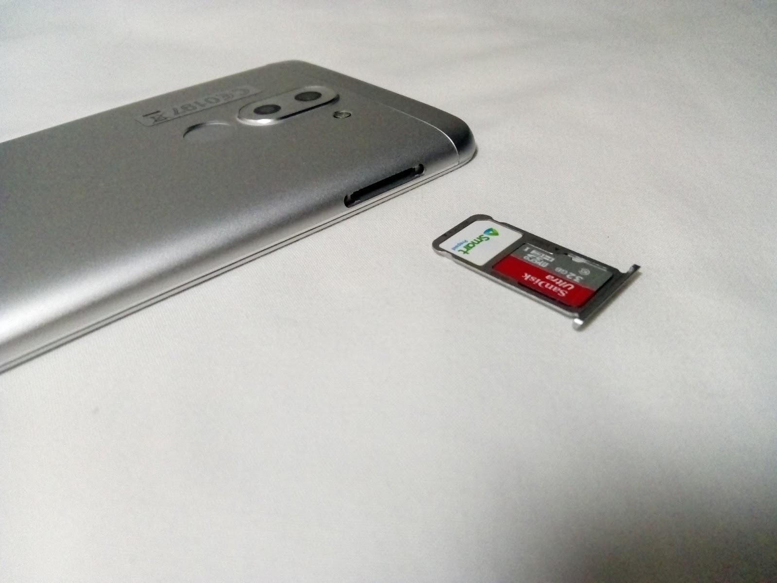 Huawei gr5 sd card