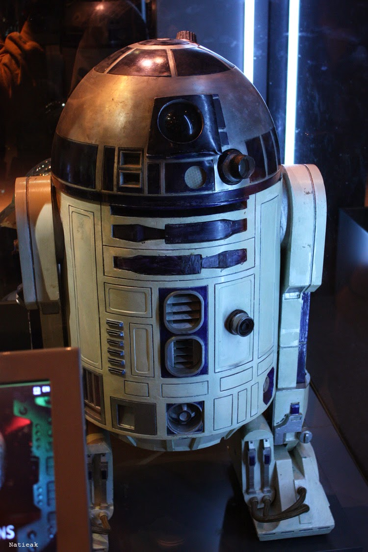 Exposition Star Wars Identités