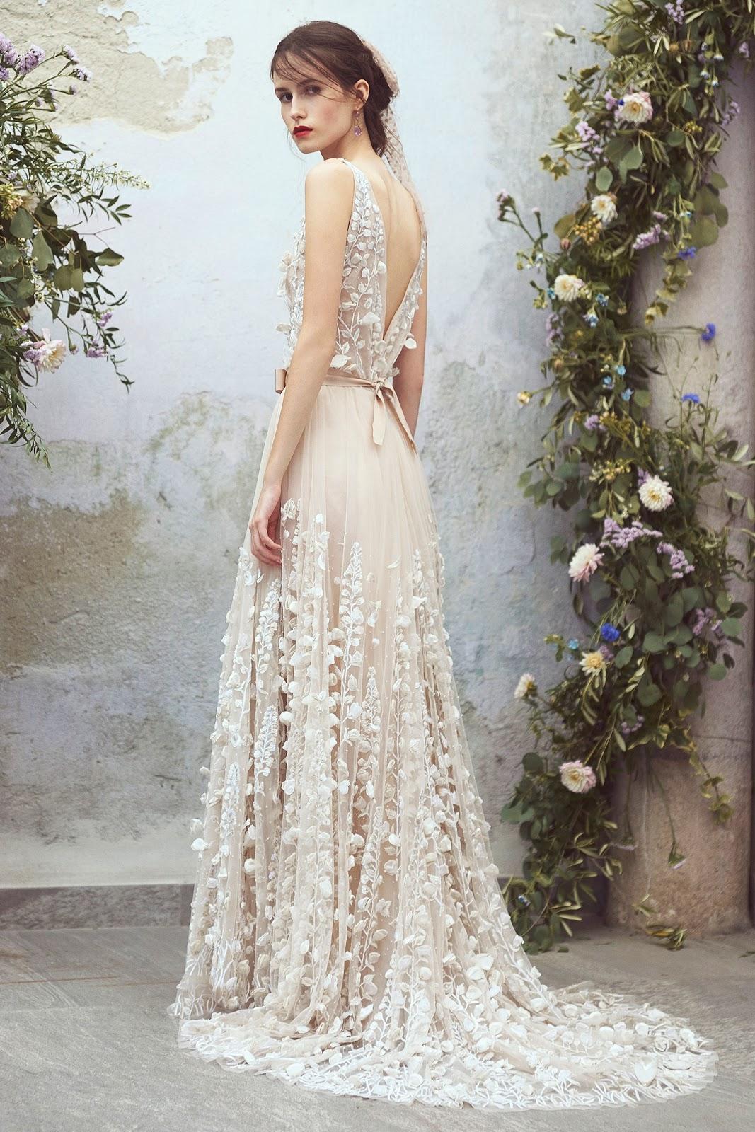 Luisa beccaria abiti da sposa