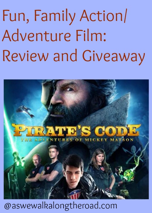 A review of Pirate's Code: A Micky Matson Adventure