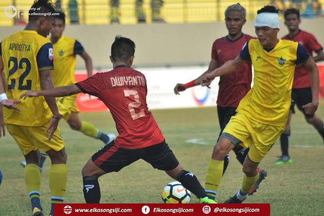 Ini Formasi Yang Kan Digunakan Tim PSMP Mojokerto Menghadapi Martapura FC
