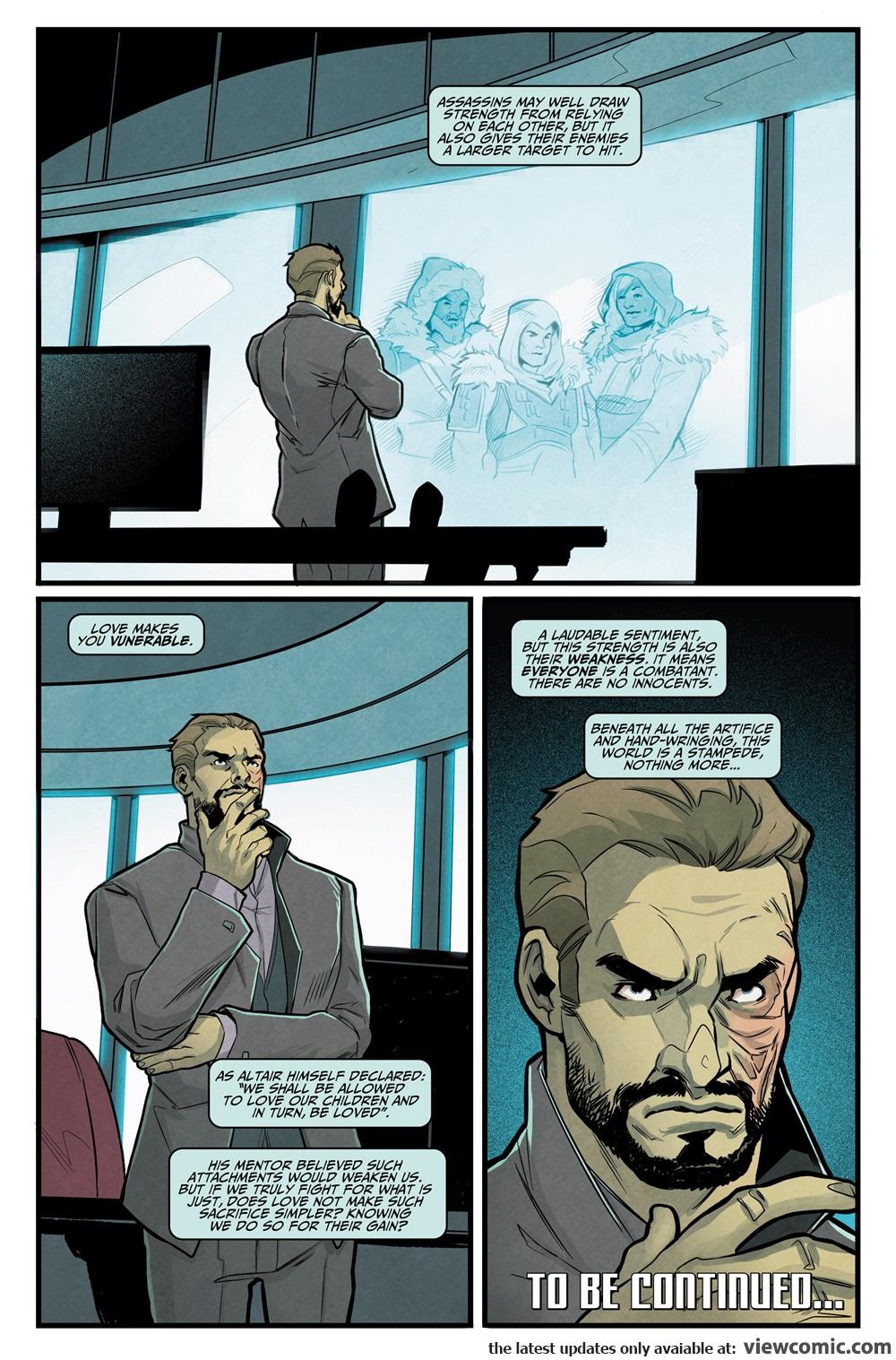 Assassins Creed Comic Pdf