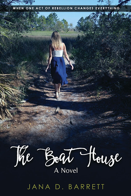 The Boat House by Jana D. Barrett