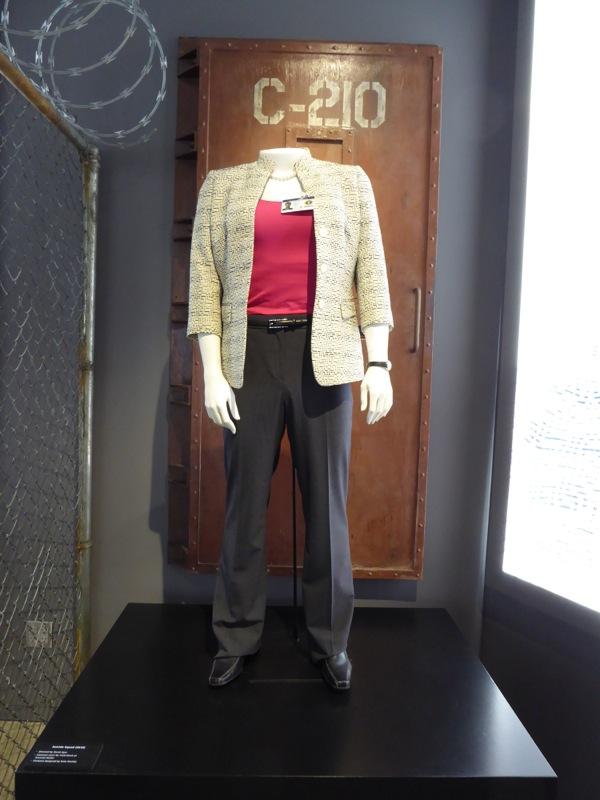 Suicide Squad Amanda Waller film costume