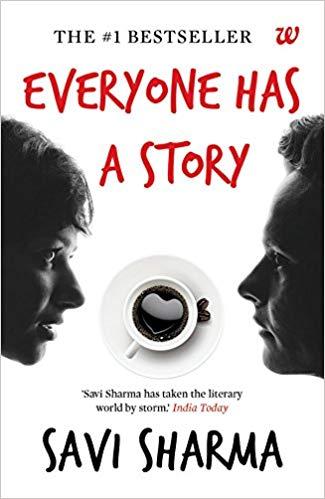 Everyone has a Story | First Novel by Savi Sharma