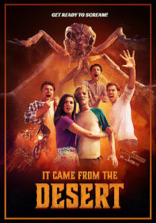 It Came From The Desert, Movie Poster