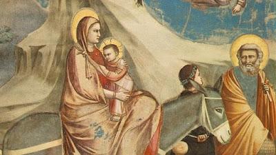 The Holy Family's Flight into Egypt