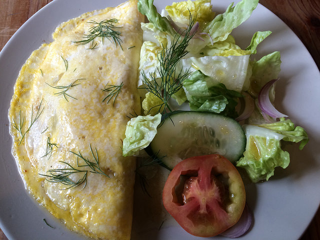 Country French Omellete