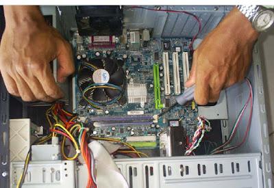 Trik Cara Merakit Komputer PC-9