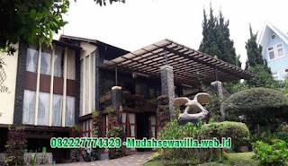 Villa Unik Garuda Kartika Lembang - Villa Gartik Cocok Untuk Gathering