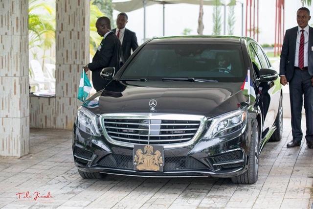 Why Buhari, Govs, NASS Members Patronize Mercedes-Benz Cars D