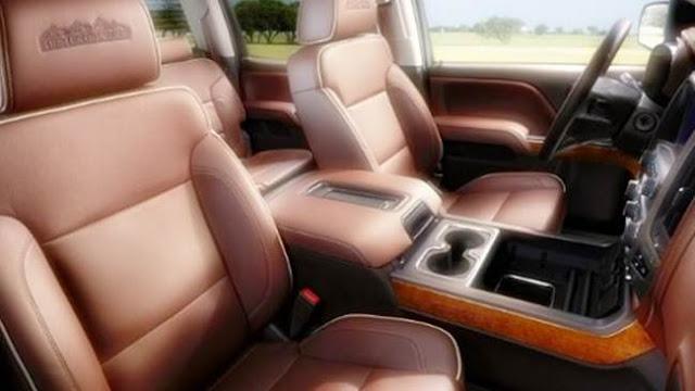 2018 Chevy Silverado Redesign