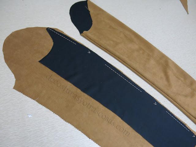mangas sastre