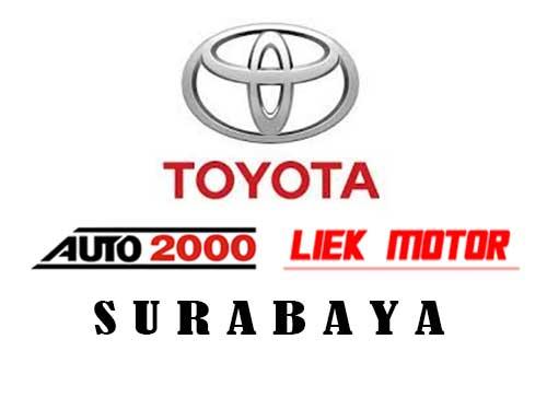Alamat Dealer dan Bengkel Resmi Toyota di Surabaya