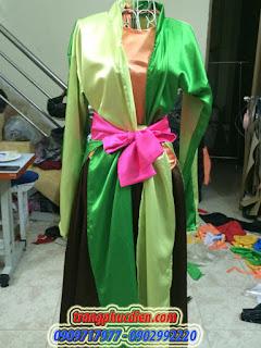 Cách phối trang phục - Kinh nghiệm thuê tứ thân ở tpHCM.