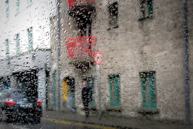 Galway images in the rain