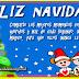 Las mas bonitas tarjetas navideñas, con mensajes y frases para regalar y compartir en esta navidad.