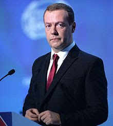 Dmitry Anatolyevich Medvedev is a Russian politician