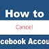 Canceling Facebook