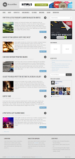 Best List of Free Download Responsive Themes for Blog Business Magazine WordPress