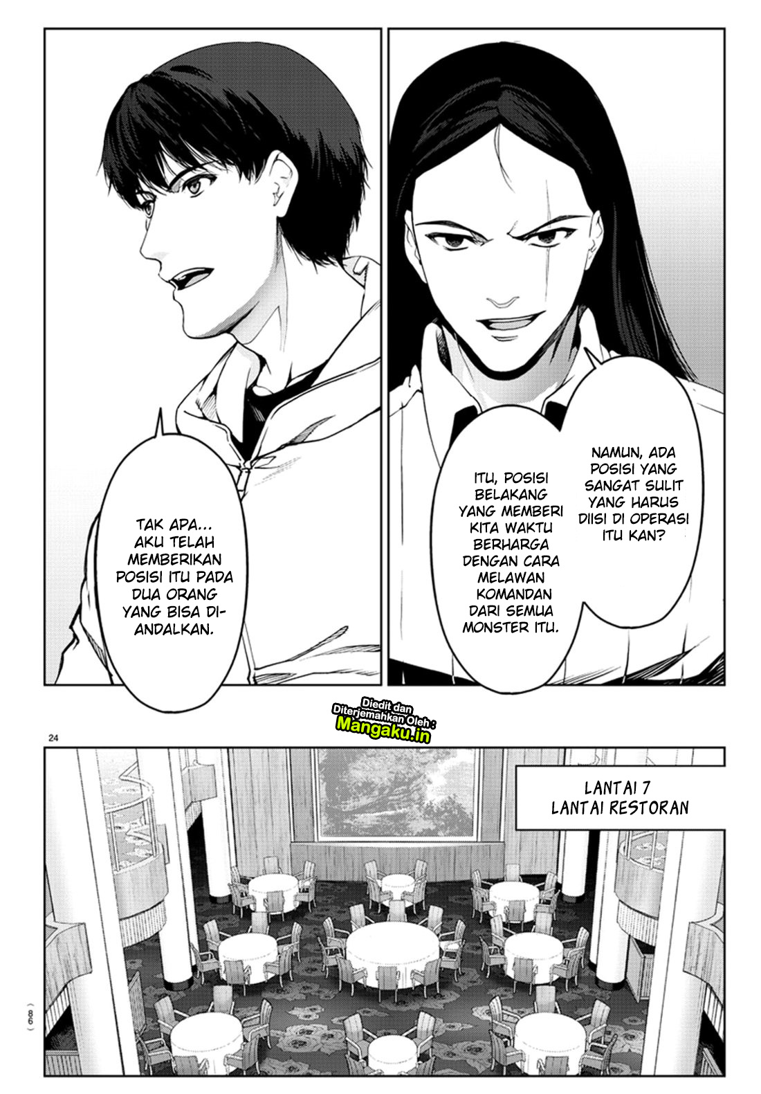 Darwin's Game Chapter 71-26