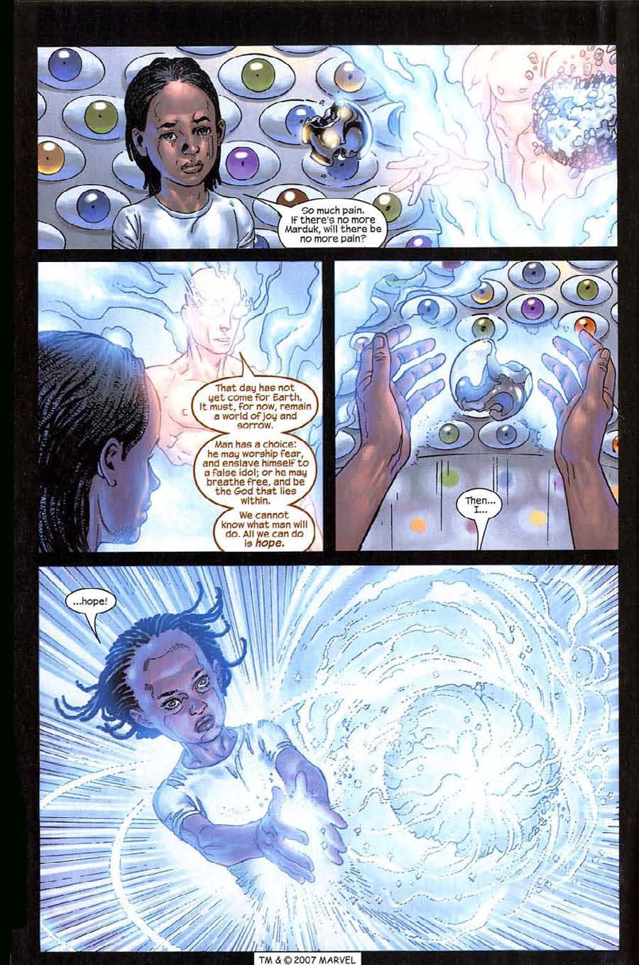Read online Silver Surfer (2003) comic -  Issue #14 - 30