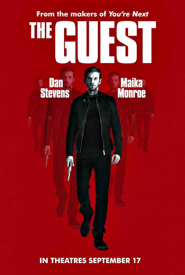 Póster: The Guest